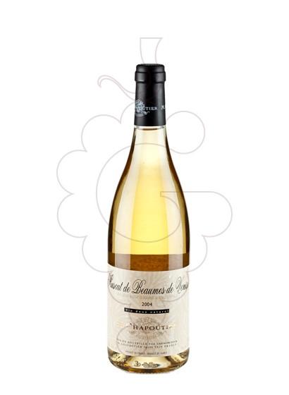 Photo Chapoutier Muscat de Beaumes de Venise Vin généreux