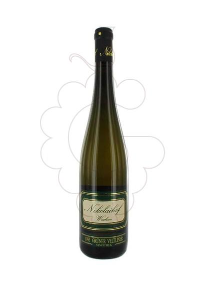 Photo Nikolaihof Smaragd Gruner Veltliner Vin blanc