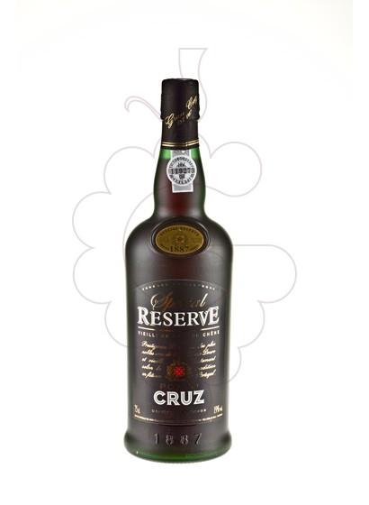 Photo Cruz Reserve Vin généreux