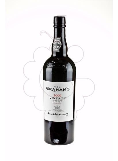 Photo Graham's Vintage Vin généreux