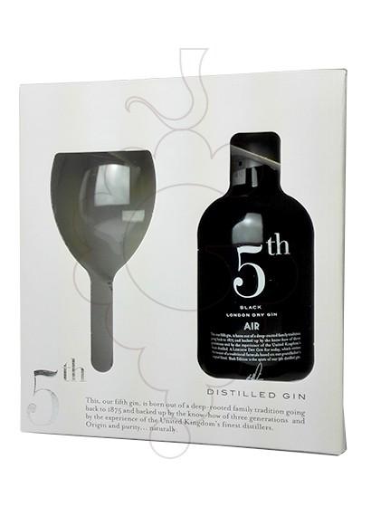 Photo Gin 5 th Air Pack (1 u + verre)
