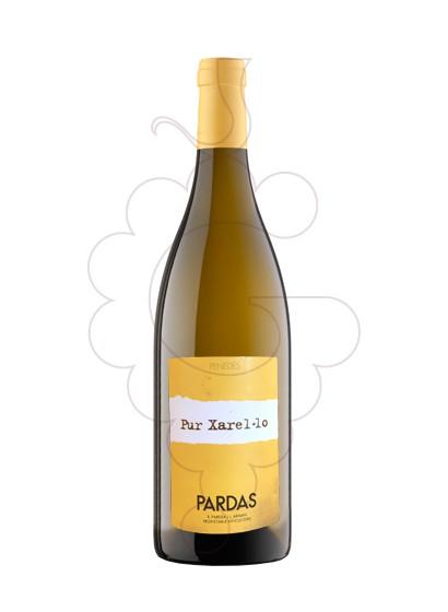 Photo Pardas Pur Xarel·lo Vin blanc