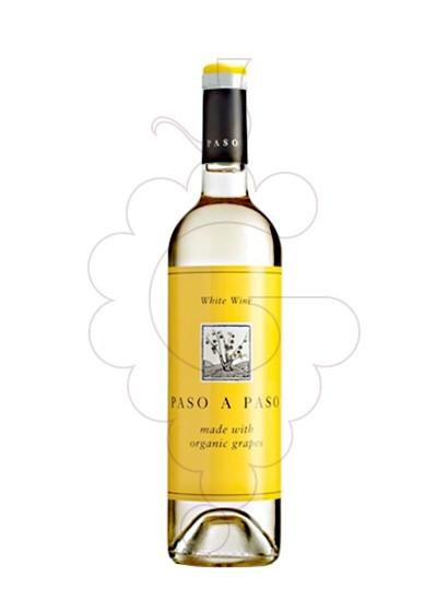 Photo Paso a Paso Blanc Organic Vin blanc