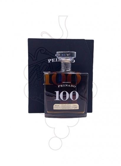 Photo Brandy Peinado Reserva 100 Ans