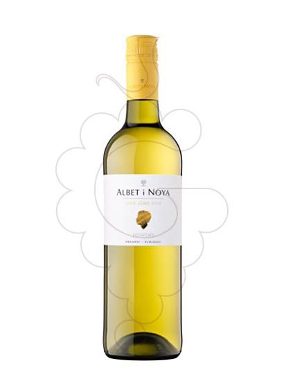 Photo Petit Albet Blanc Vin blanc
