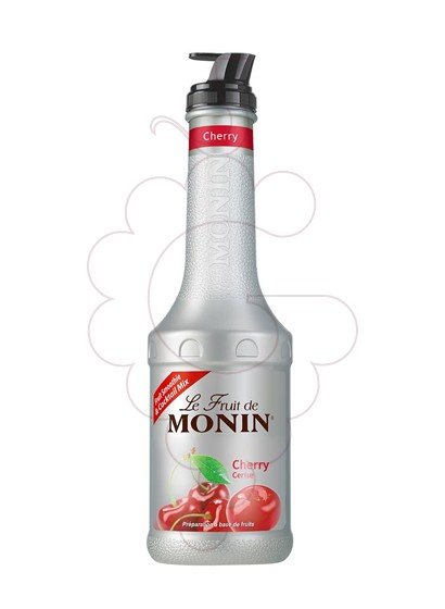 Photo Autres Monin Puré Cherry (s/alcohol)