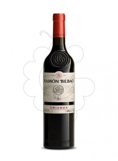 Photo Ramon Bilbao Crianza Vin rouge