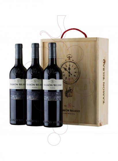 Photo Ramon Bilbao Reserva (Pack 2 u) Vin rouge