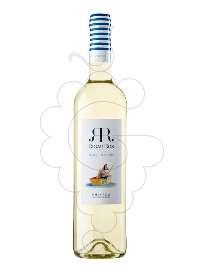 Photo Rigau Ros Blanc Vin blanc
