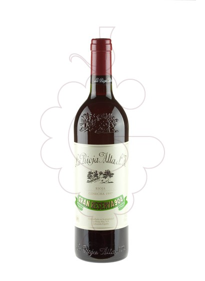 Photo Rioja Alta 904 Gran Reserva  Vin rouge