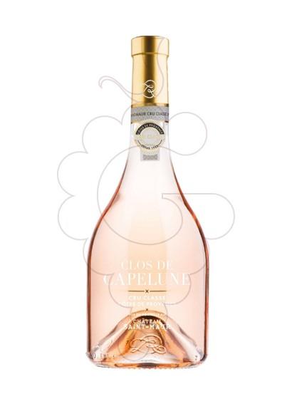 Photo Chateau Saint-Maur Clos de Capelune Magnum Vin rosé
