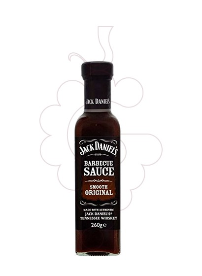 Photo Autres Jack Daniels Sauce Smooth Original 260g