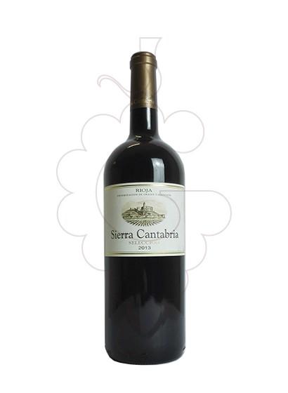 Photo Sierra Cantabria Selección Magnum Vin rouge