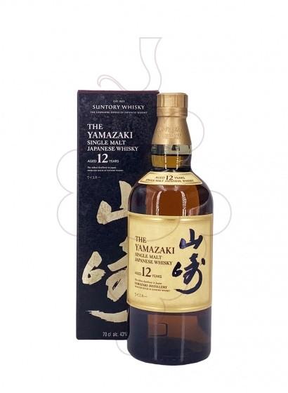 Photo Whisky The Yamazaki 12 Ans
