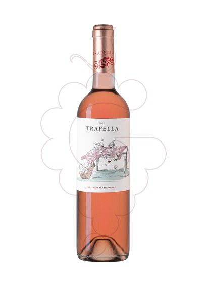 Photo Trapella Vin rosé
