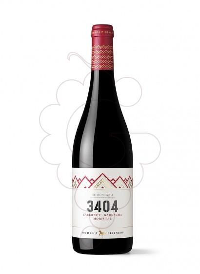 Photo 3404 de Pirineos Vin rouge