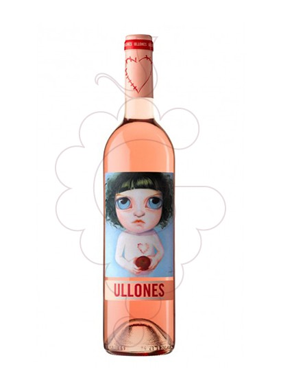 Photo Ullones Rosat Vin rosé