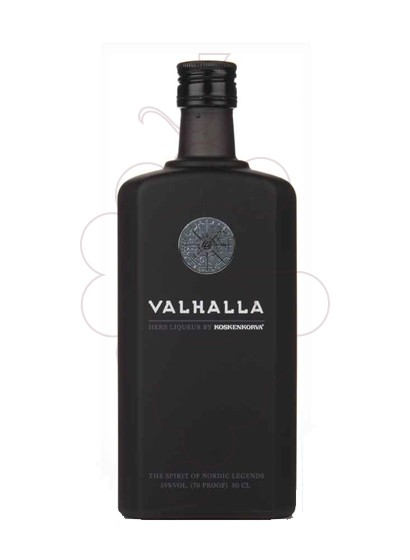 Photo Liqueur Valhalla