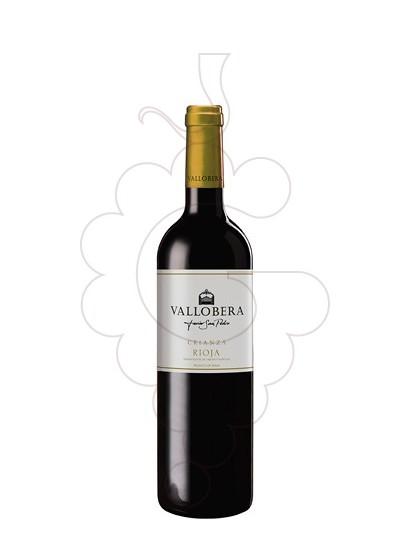 Photo Vallobera Crianza (mini) Vin rouge