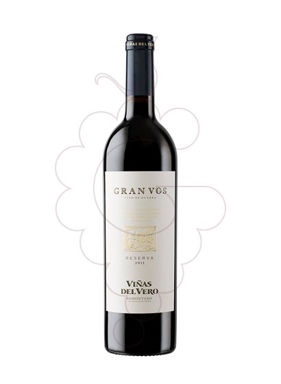 Photo Viñas del Vero Gran Vos Reserva Vin rouge