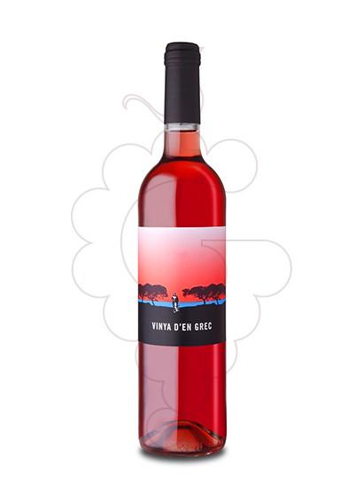 Photo Vinya d'en Grec Rosat Vin rosé