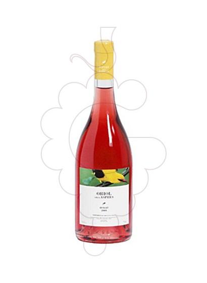 Photo Vinyes dels Aspres Oriol Rosat Vin rosé